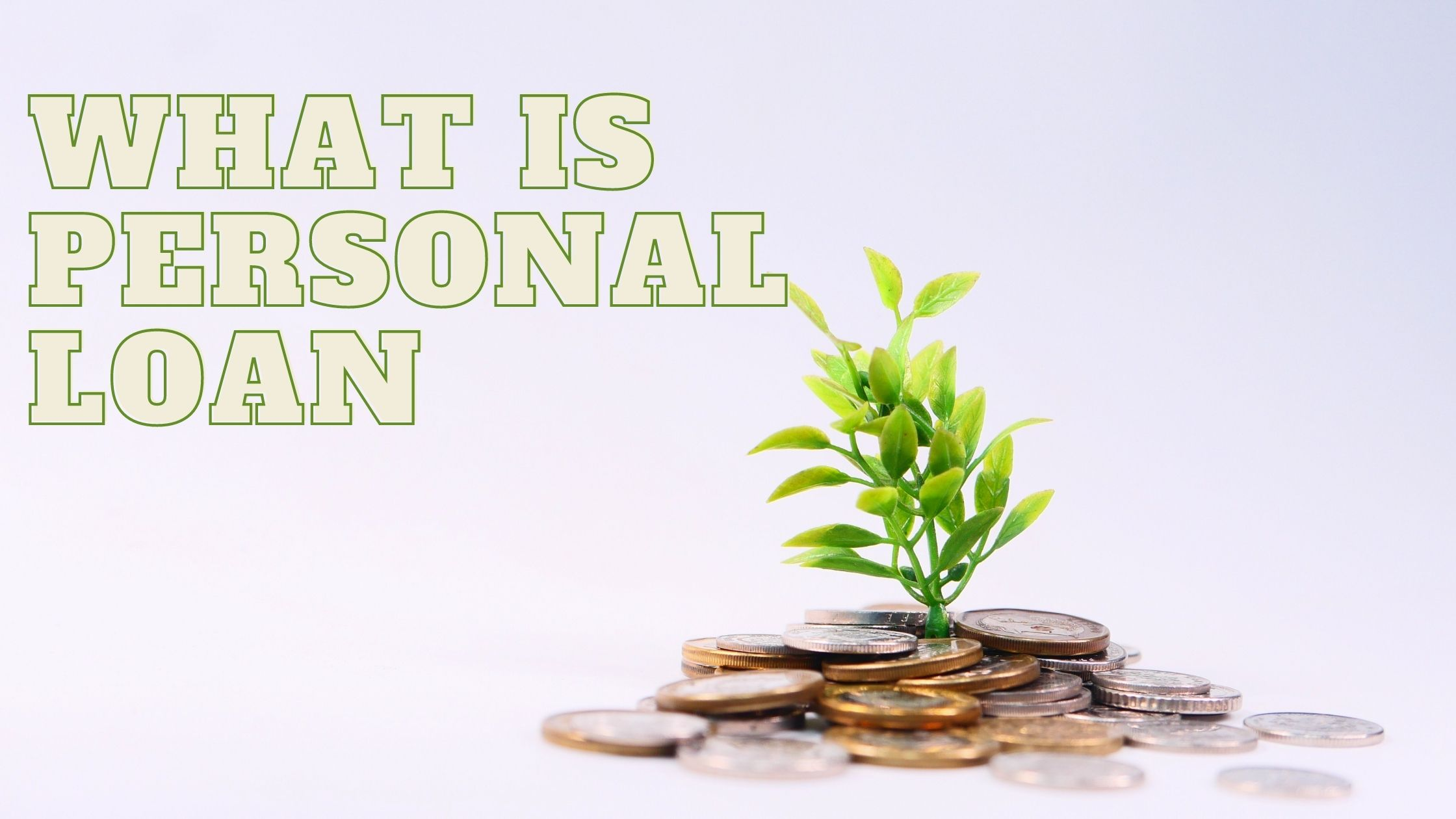 what is personal loan