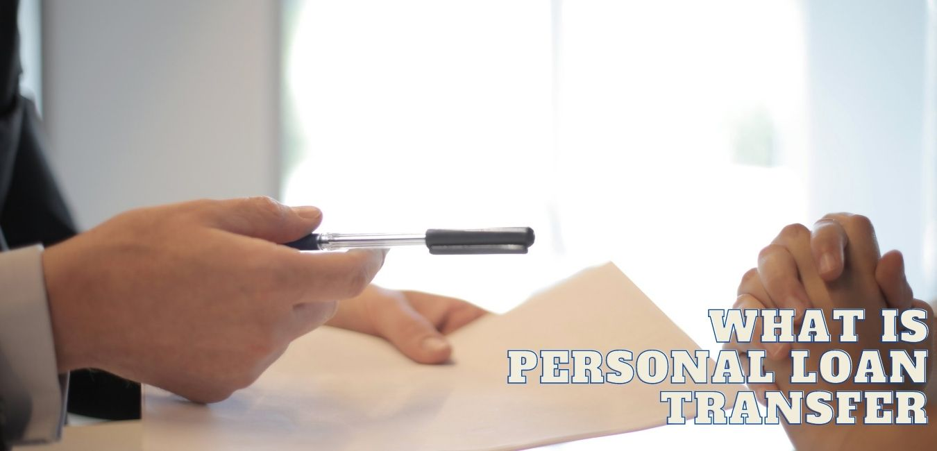 what is personal loan transfer